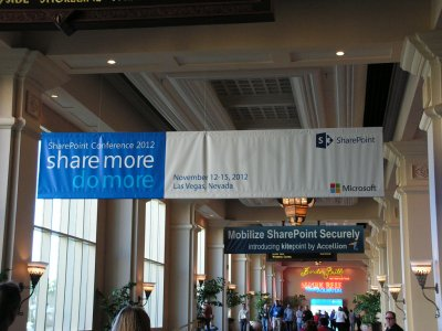 First Day on SPC12 - Registration & Keynote
